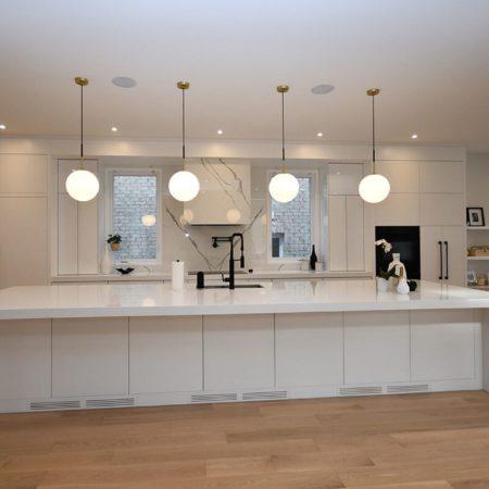 newcastle kitchens - custom kitchen